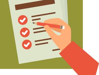 Guia rápido de planejamento para um iniciante em revisão de texto