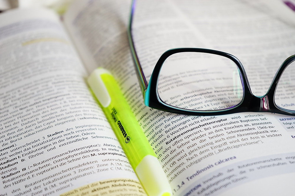 O que é a revisão de textos
