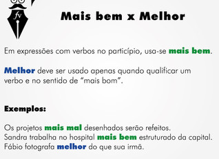 Retrospectiva Dicas de Português