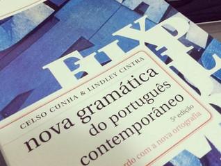 Dica de livro: Gramática