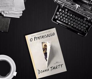 """Dica de livro – """"O Pintassilgo"""""""