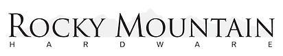 Rocky Mountain Hardware logo.png