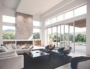 Modern-Direct Glaze Window-Ultimate Mult