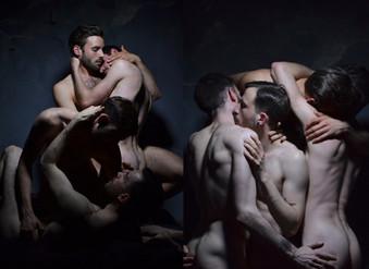 Nueva SWINGER GAY en Club DomRoom!