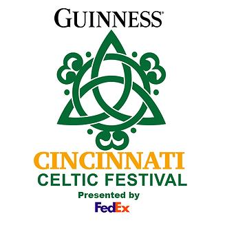 Guinness Cincinnati Celtic Festival logo