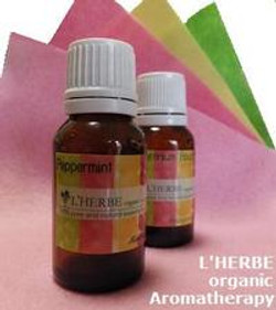 L'HERBE  organic aromatherapy 15ml