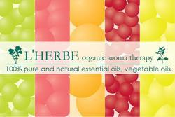 L'HERBE organic aromatherapy