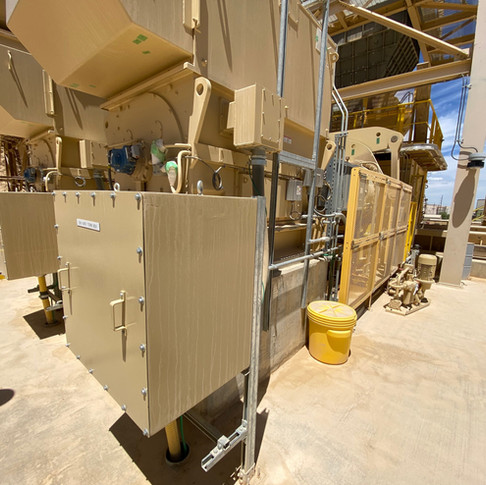 TMEIC Medium-Voltage Motor for mining