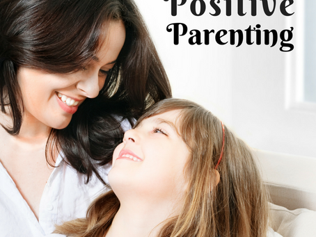 5 Resolutions for More Positive Parenting