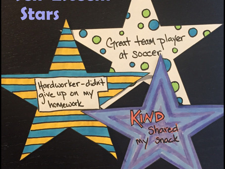 Self-Esteem Stars (and How to Effectively Praise)