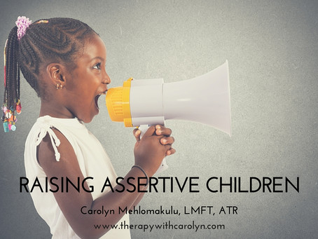 Raising Assertive Children and Teens