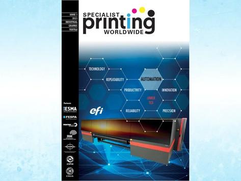 ChemStream in Specialist Printing Worldwide