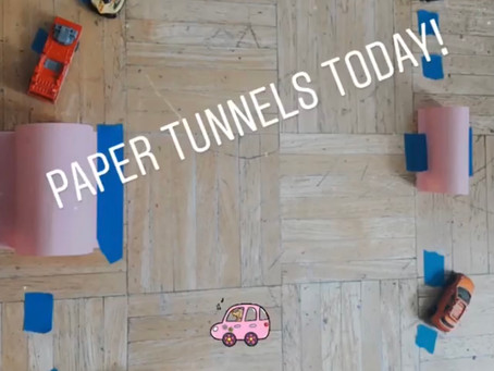 Paper Tunnels