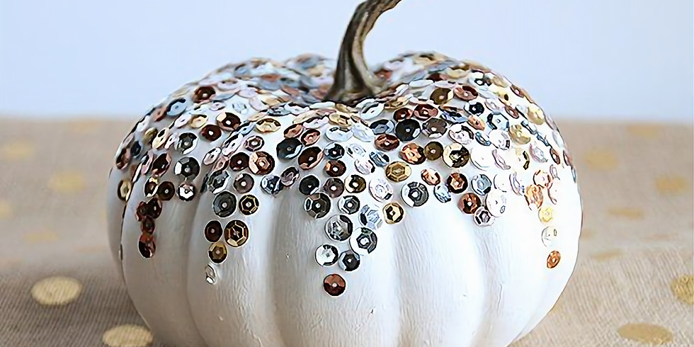 K&P Pumpkin Decorating $10