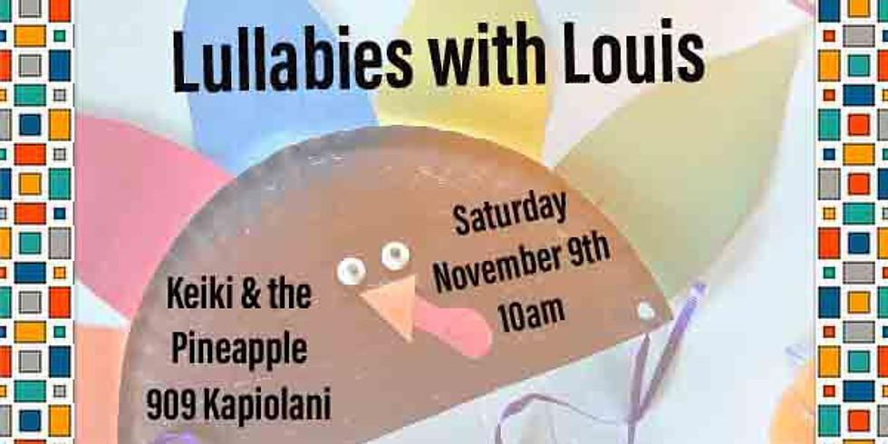 Lullabies with Louis