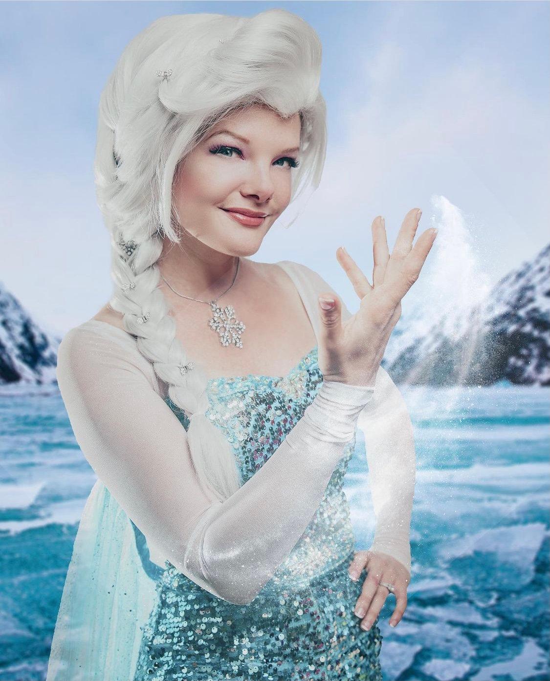 8/14 Brunch with Elsa (Patio)