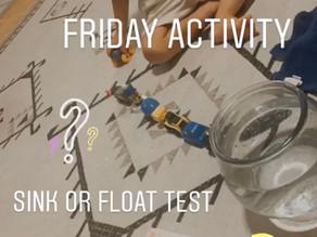 Sink or Float Test