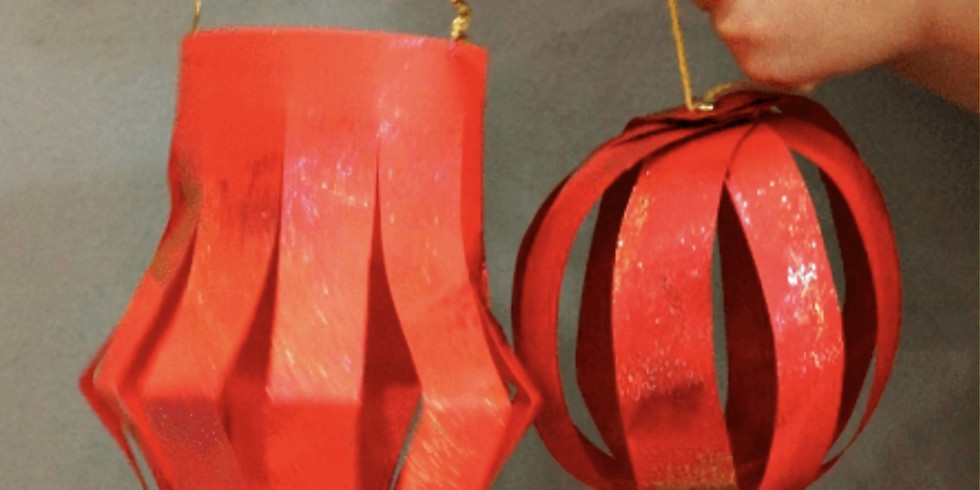 Chinese New Year Arts and Crafts ($5)