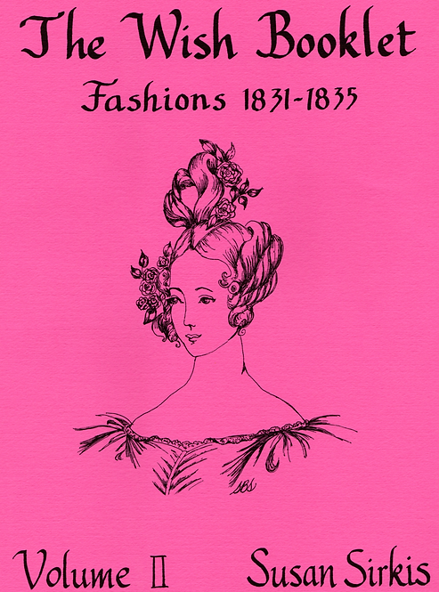 Volume 2: Fashions 1831-1835