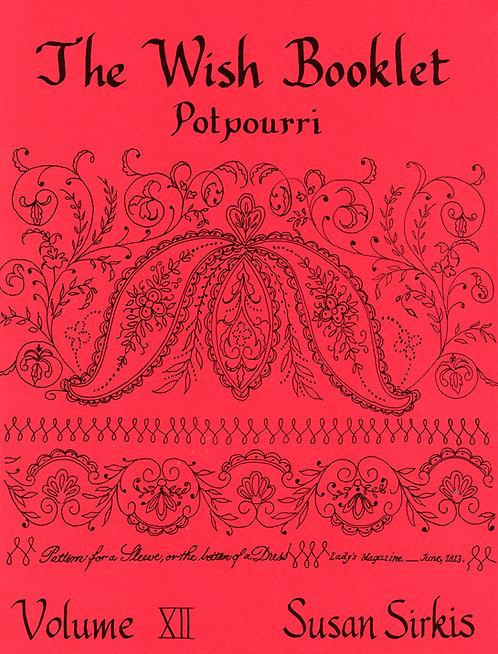 Volume 12: Potpourri