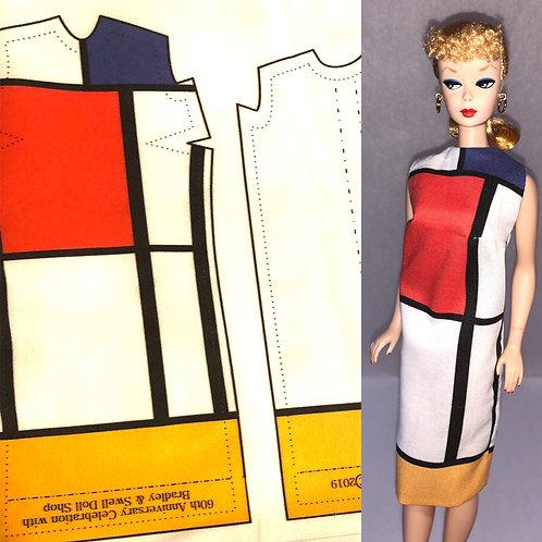 Mondrian Fabric Kit