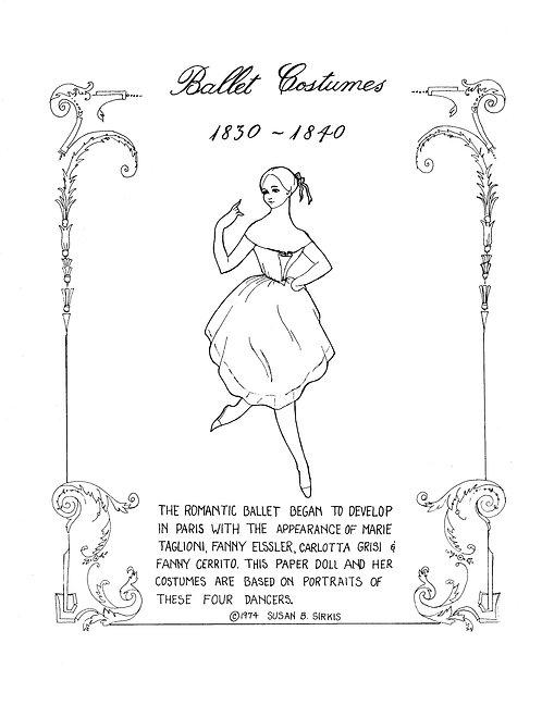 PD 5: Ballet 1830-1840