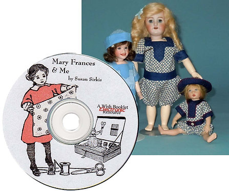 WBR8: Mary Frances and Me, A Sewing Memoir