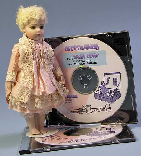 WBR1: Sewing for Miniature Dolls - A Workbook