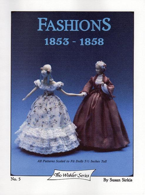 Wishlet 5: Mid-Century 1853-1858