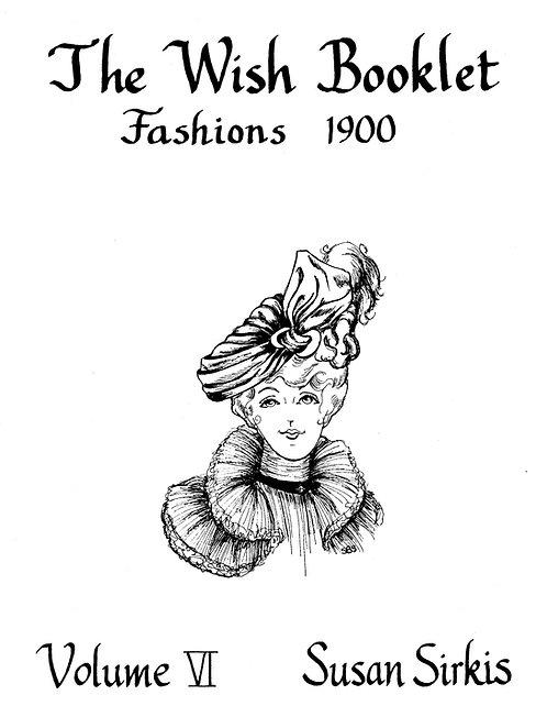 Volume 6: Fashions 1900 (DIGITAL)