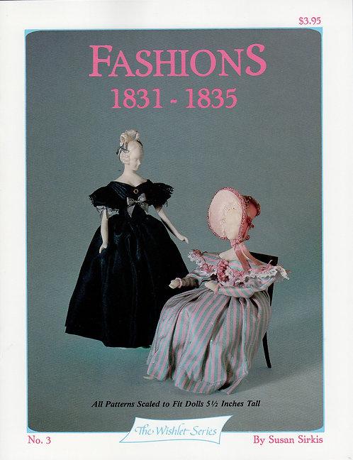 Wishlet 3: The Romantic Era 1831-1835