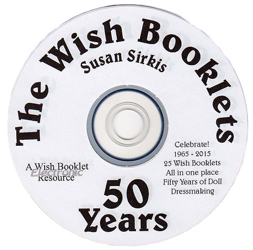 WBR11: The 50th Anniversary Wish Booklet Edition