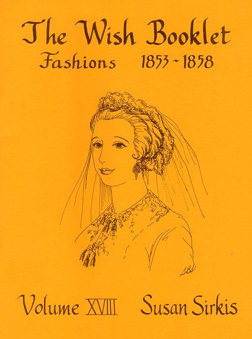 Volume 18: Fashions 1853-1858