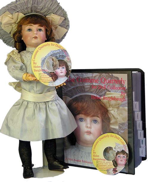 WBR5: The Costume Quarterly for Doll Collectors