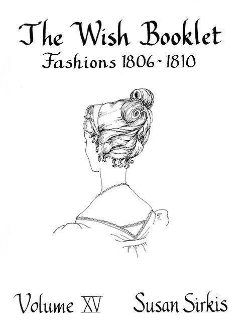 Volume 15: Fashions 1806-1810 (DIGITAL)