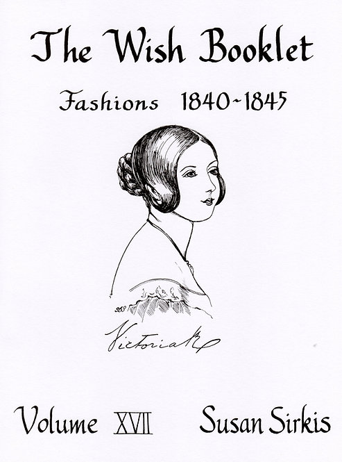 Volume 17: Fashions 1840-1845 (DIGITAL)