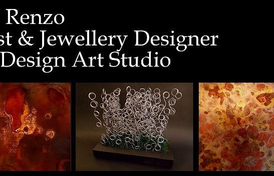 Artist and Jewellery Designer Barbara Di Renzo