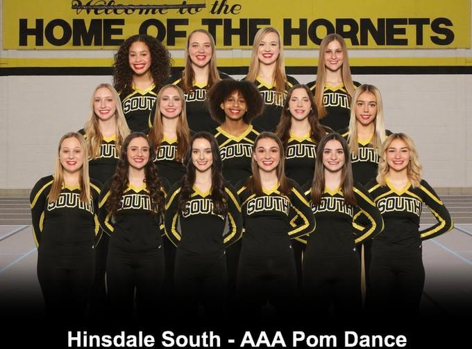 Hinsdale - AAA Pom Dance