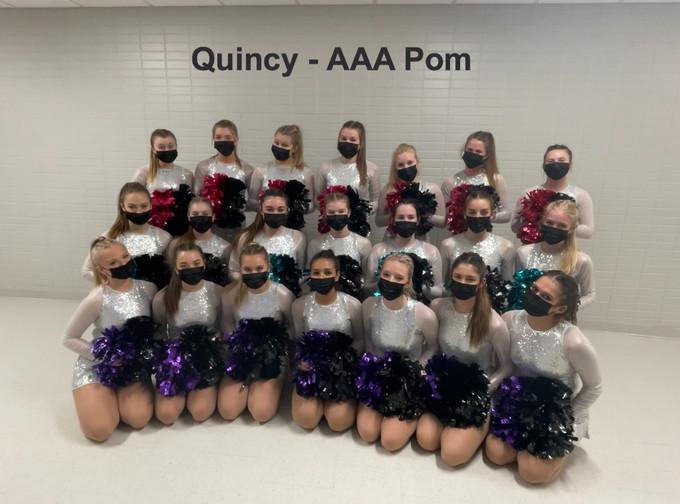 Quincy - AAA Pom