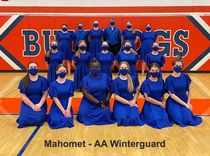 Mahomet - AA Winterguard