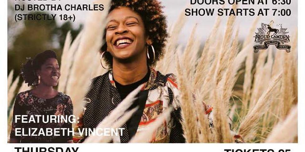Elizabeth Vincent @ Shanteh Fuller Live at Proud Camden