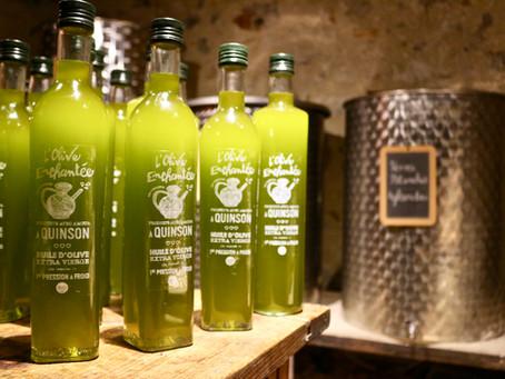 l'huile d'olive bio est utile à plus d'un titre!