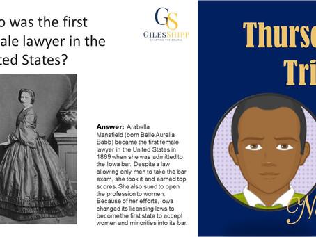 Time for Thursday Trivia!