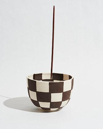 incense bowl — L