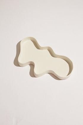 wavy puddle tray