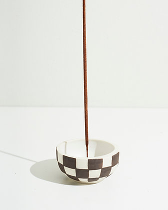 incense bowl — S