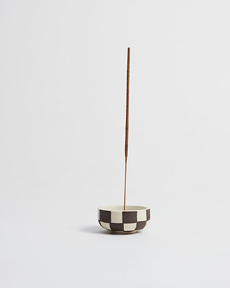 incense bowl — S
