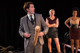 Lysistrata - 3rd Year Sydney Theatre School