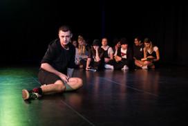 Bonjour/Zaijian - Sydney Theatre School 1st Year Devised work