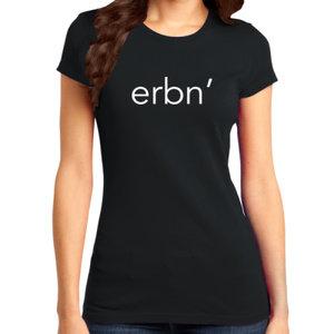 erbn'T - Ladies cotton T-shirt